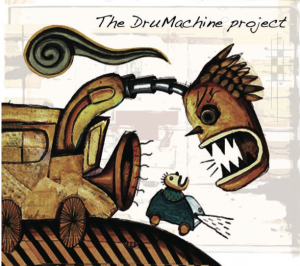 Drum Machine Project Album Cover